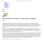 2010 1abril Reducetuhuella.org Mi huella de carbono reportaje ecológico