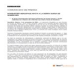2008 4nov Bombardier Aerospace apoya a la Sierra Gorda de Queretaro