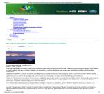 2011 26julio Áreas Protegidas de México Sierra Gorda obtiene validaciones ecológicas internacionales