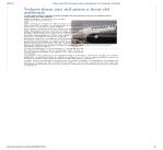 2012 26enero El Universal Volaris dona 250mil pesos a favor del ambiente